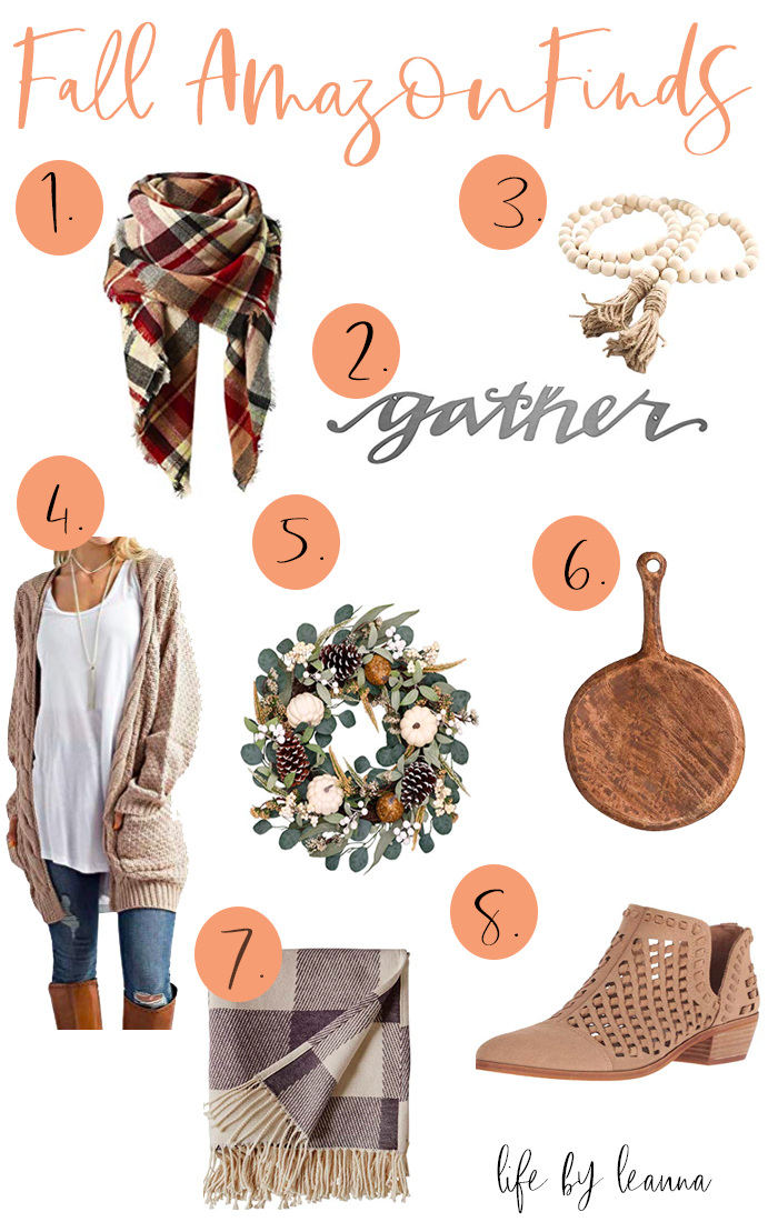fall favorite amzon finds