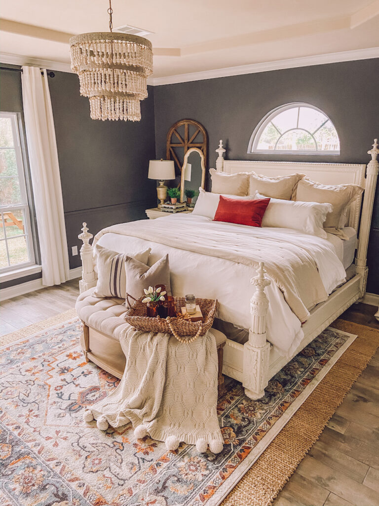 bedroom refresh home decor