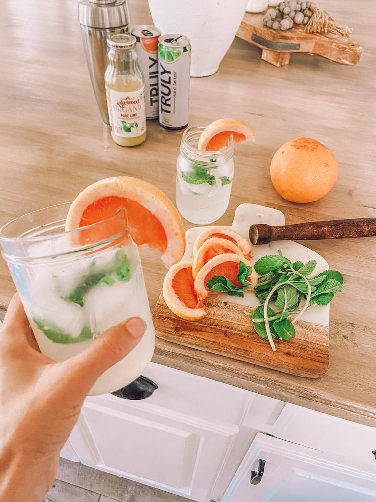 easy summer drink recipe