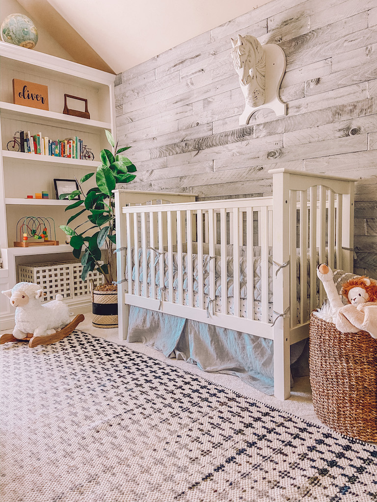 boys toddler room