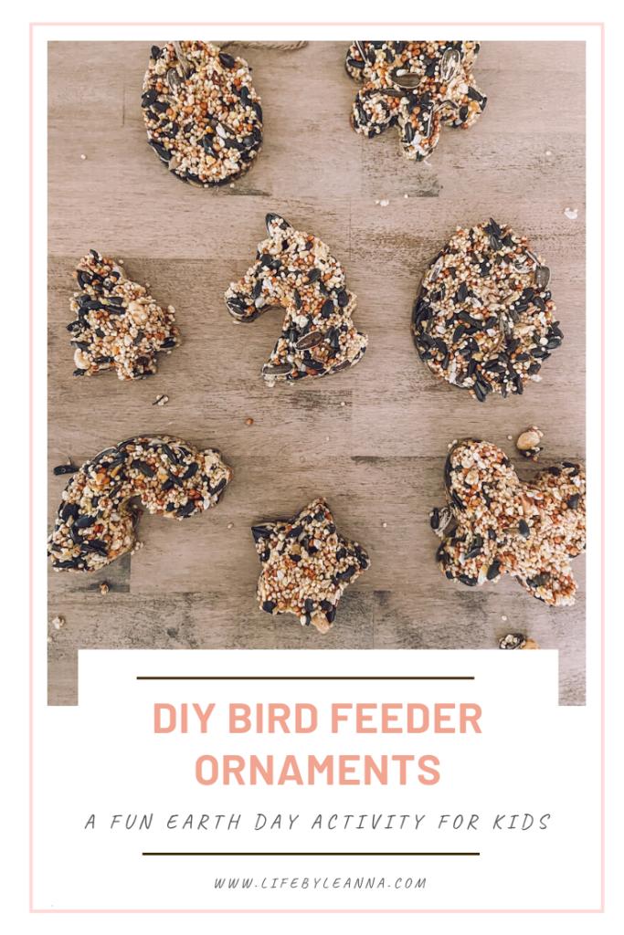 bird feeder ornament