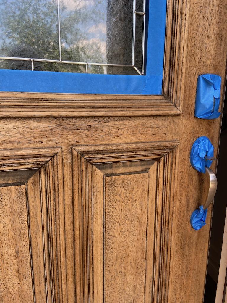 diy front door