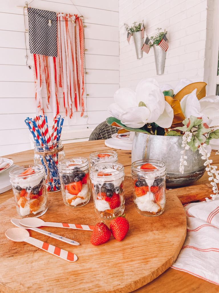 patriotic dessert idea