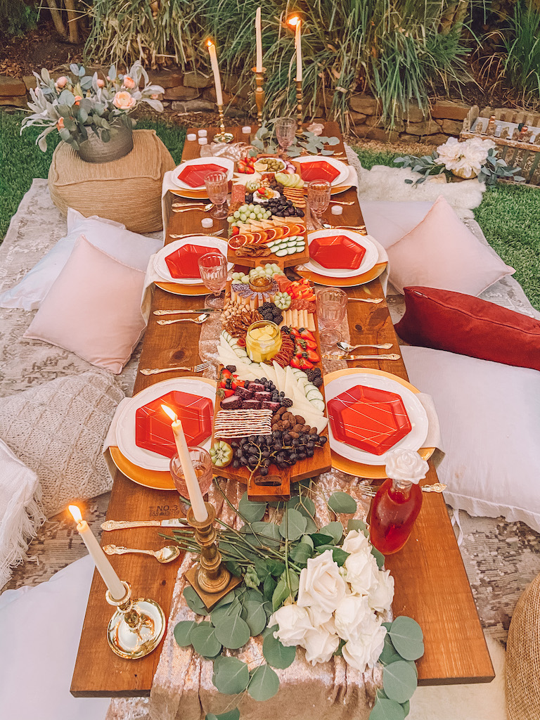 cheese board party ideas