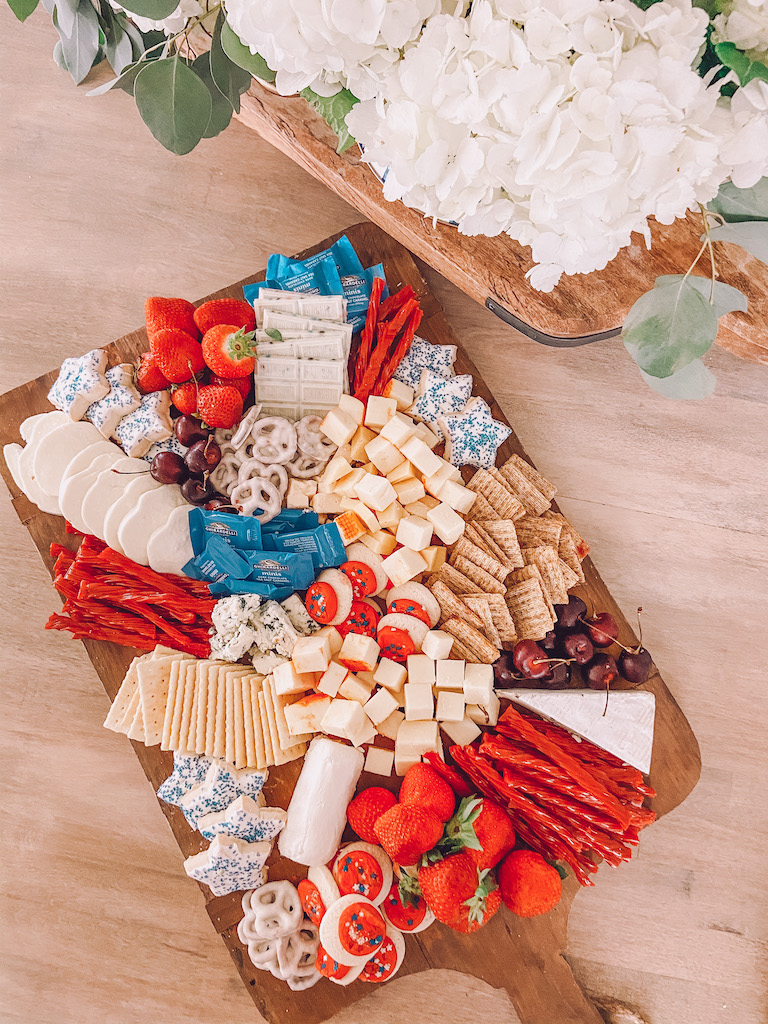 4th of july easy appetizer