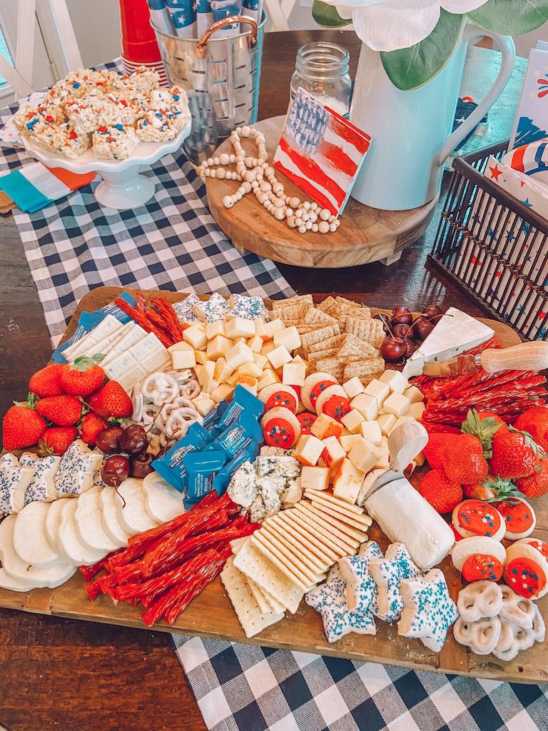 4th of july dessert