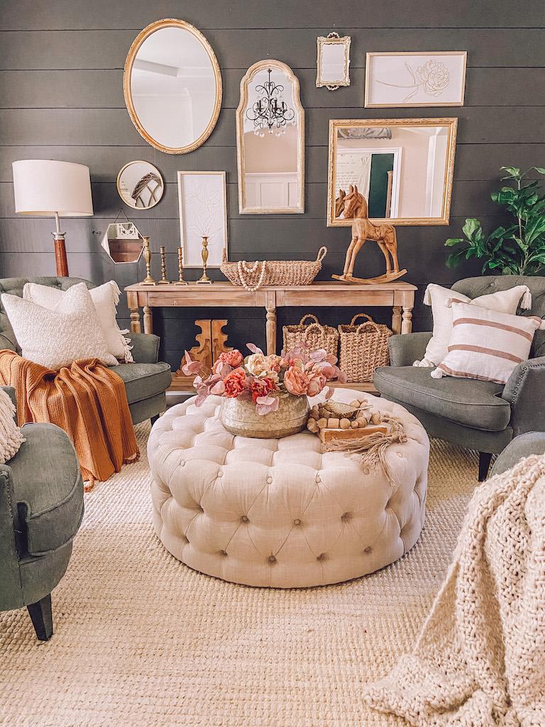 50+ Beautiful Living Room Home Decor 66