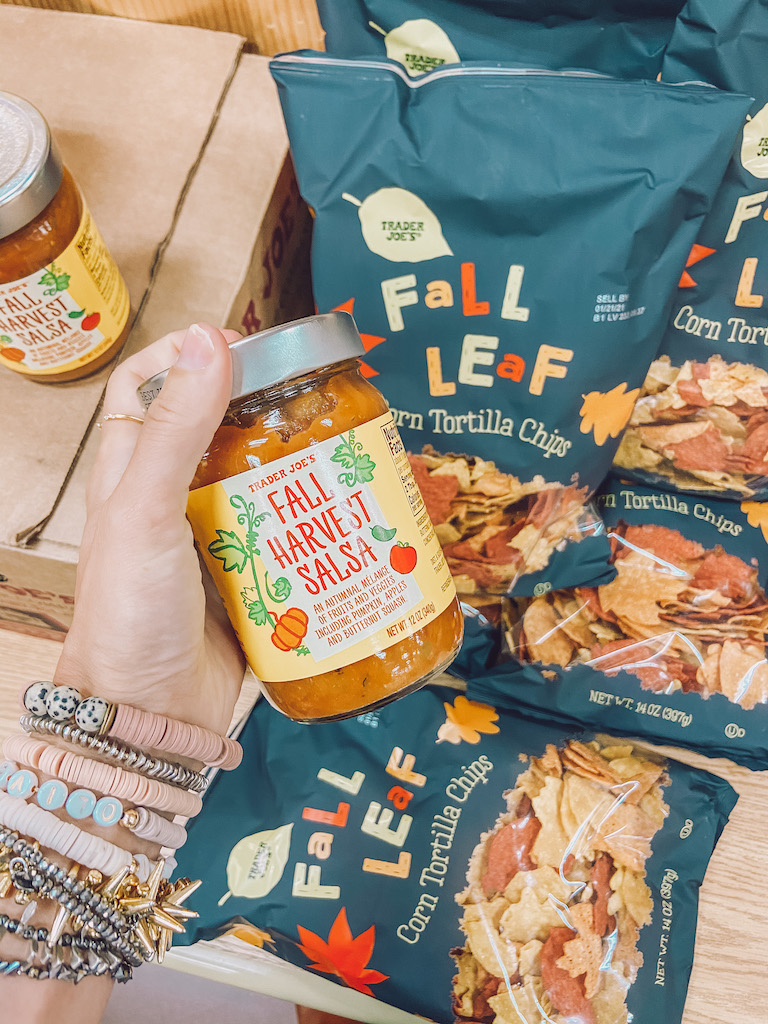 trader joe's fall salsa