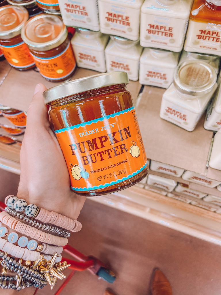 pumpkin butter trader joe's fall