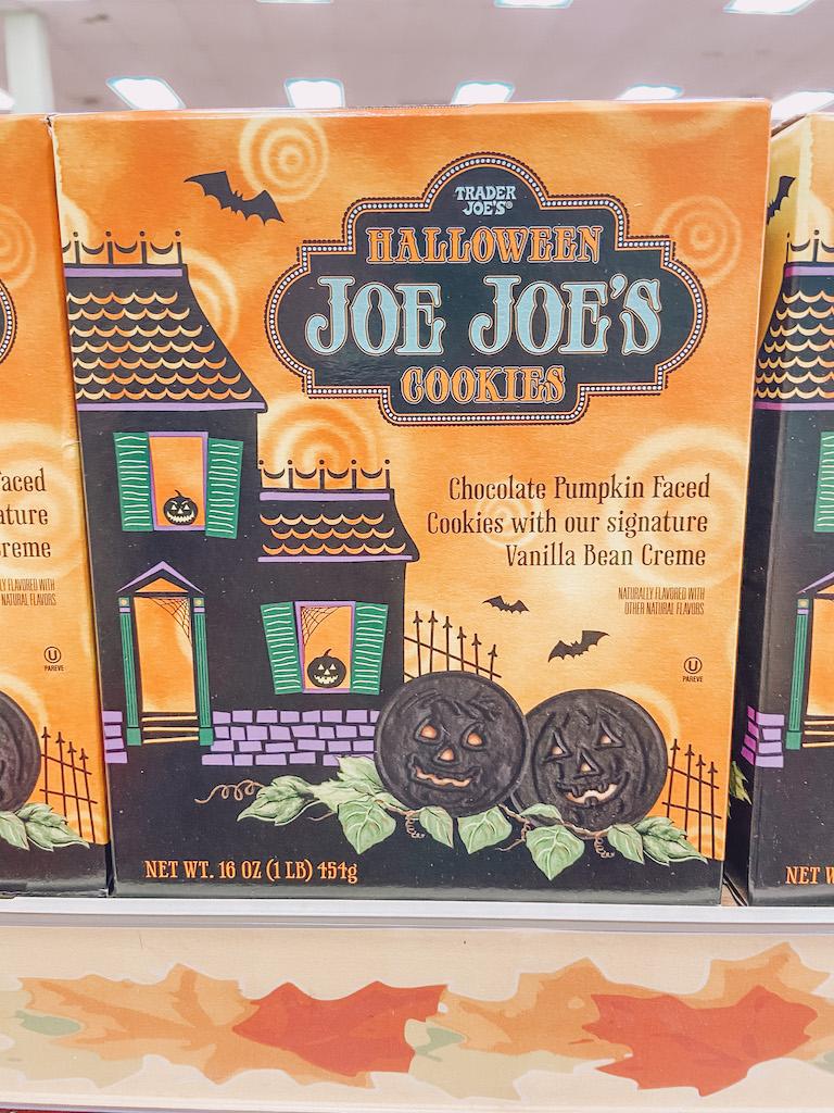 trader joe's fall halloween