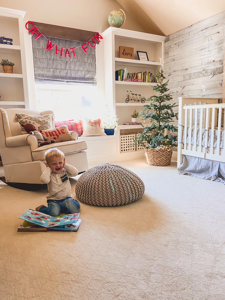 boys nursery decor