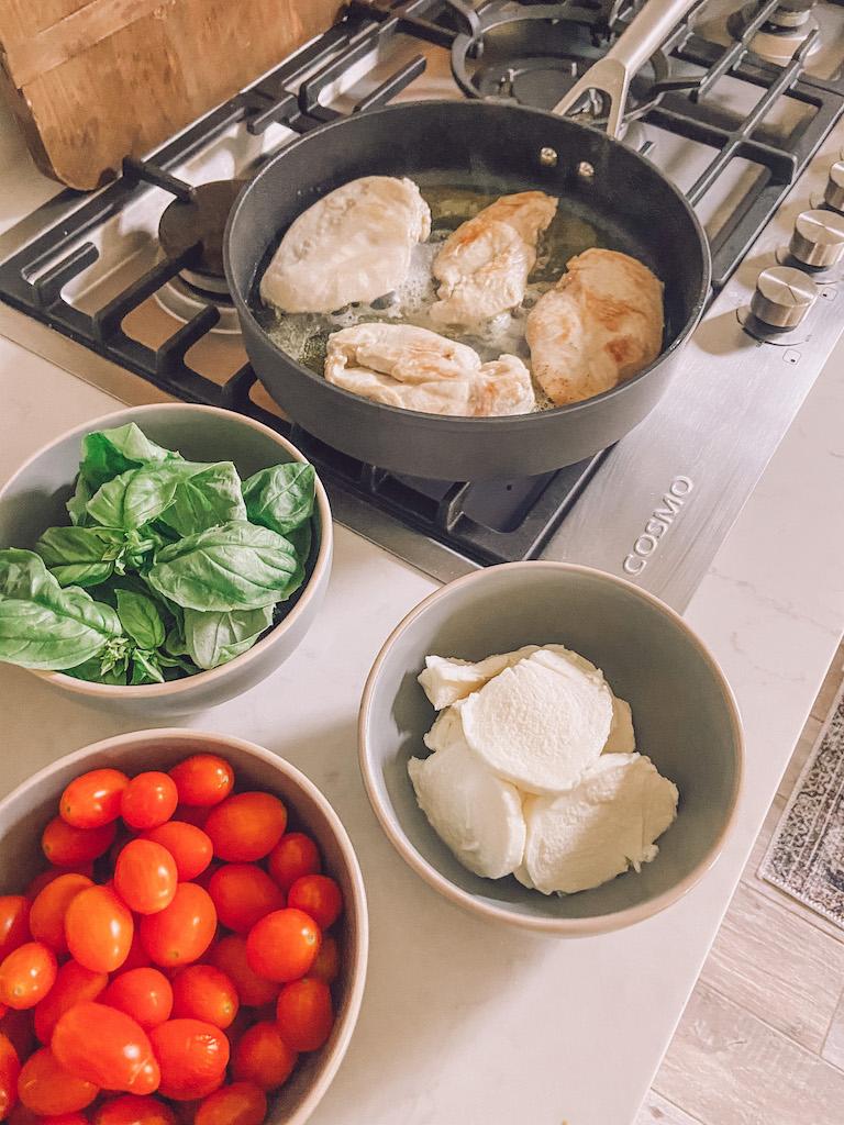 one pan chicken recipe