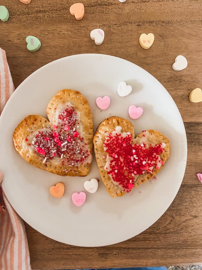 valentines day breakfast idea