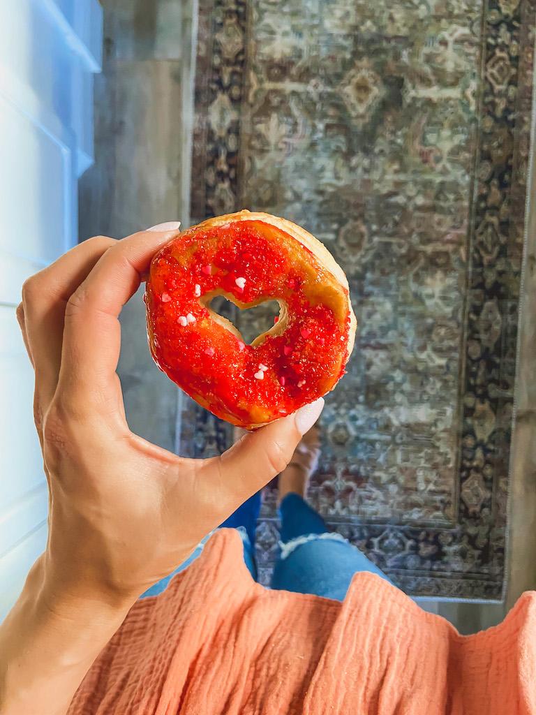 handmade donuts air fryer