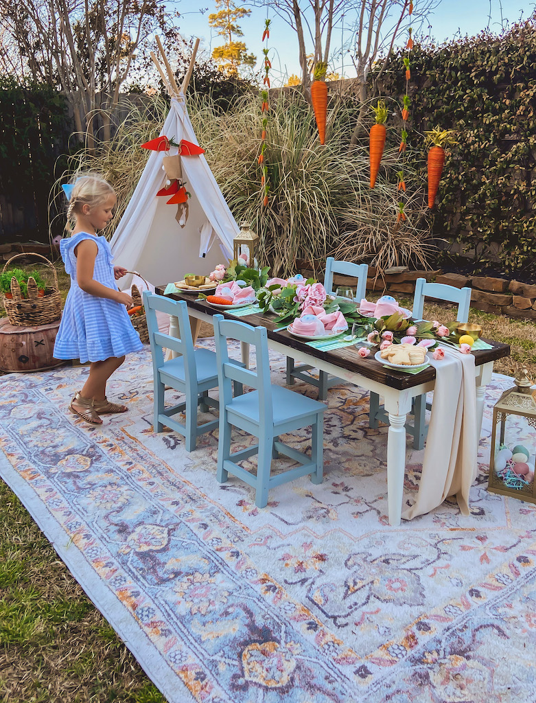 kids table diy