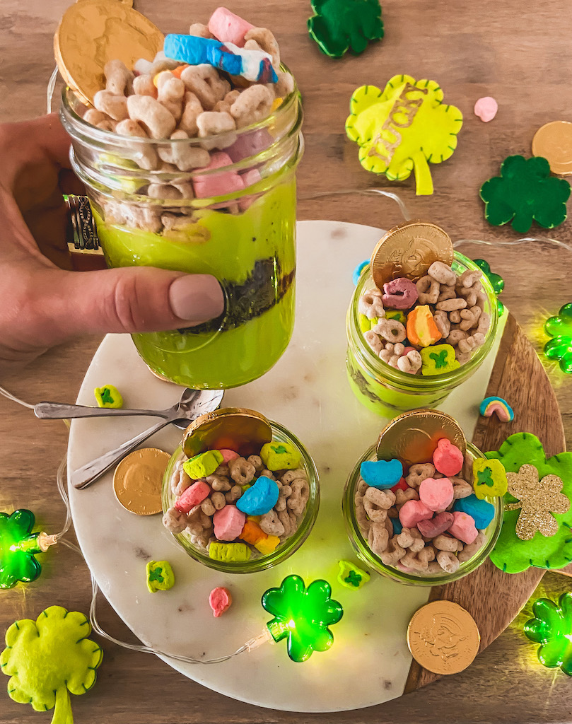 st patricks day party food