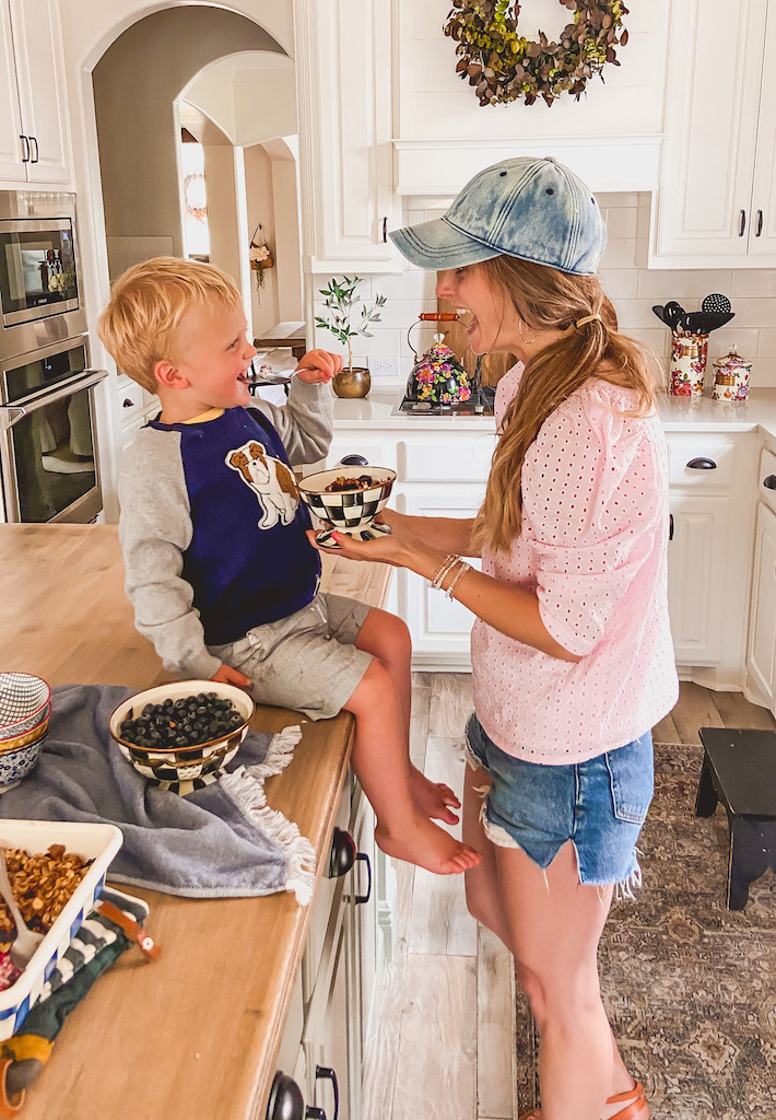 healthy deserts for kids