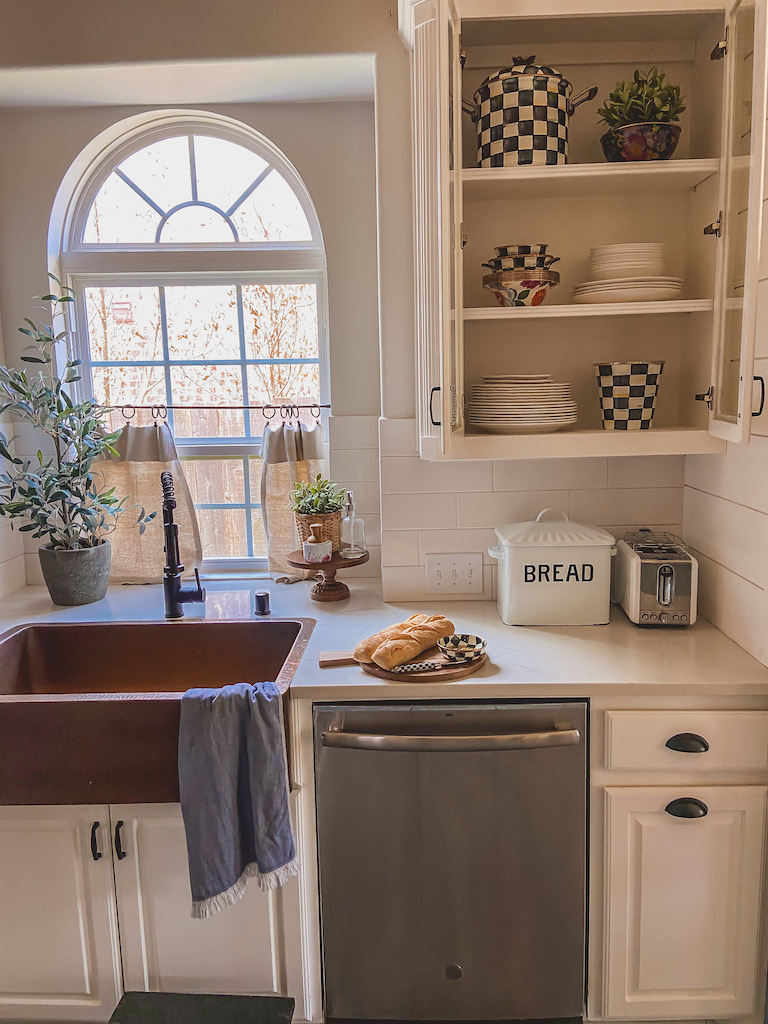 cabinet styling