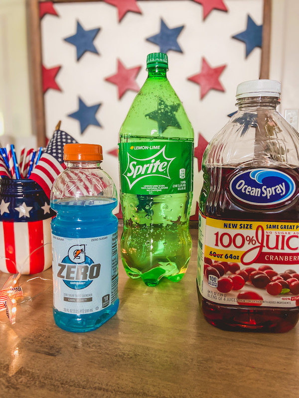 kid friendly 4th of july drink