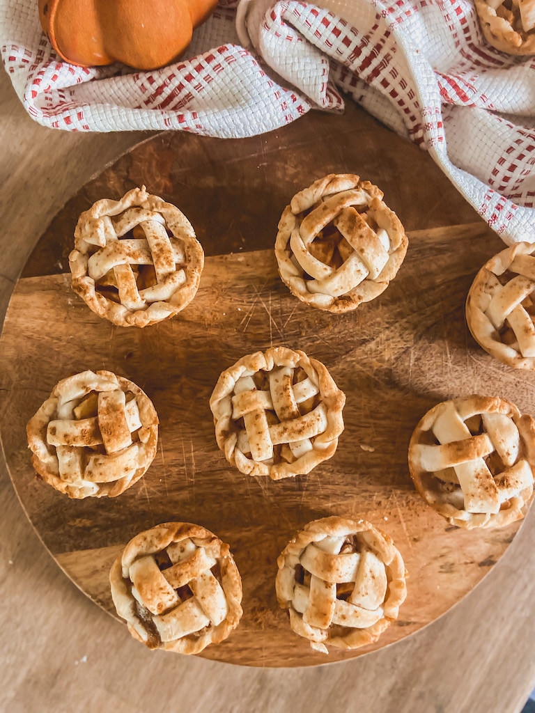 apple pie fall treat